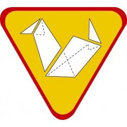 Mistrzyni / Mistrz origami