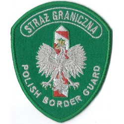 Emblemat wyjściowy SG - PBG (umundurowanie WL i SP)