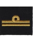 Dystynkcje na kurtkę wyjściową Marynarki Wojennej