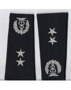 Pagony SC - czarne